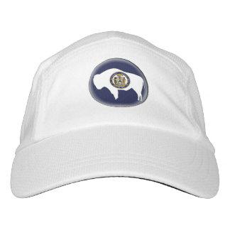 WYOMING Flag Design - Headsweats Hat