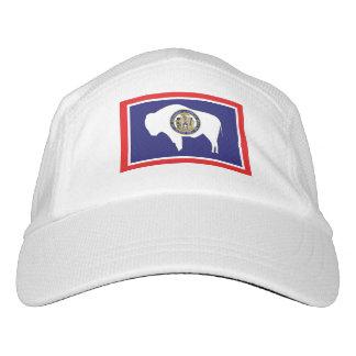 WYOMING Flag - Headsweats Hat