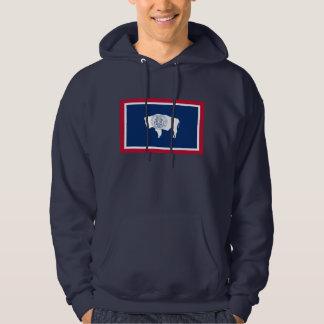 Wyoming Flag Hoodie
