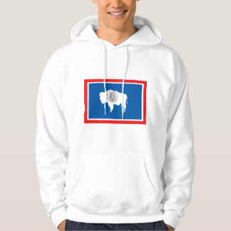 Wyoming FLAG International Hoodie