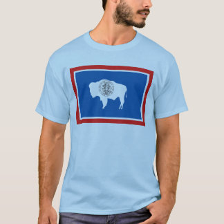 Wyoming FLAG International T-Shirt
