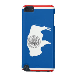 Wyoming Flag iPod Touch (5th Generation) Cover