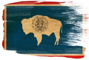 Wyoming State Hats & Caps | Zazzle