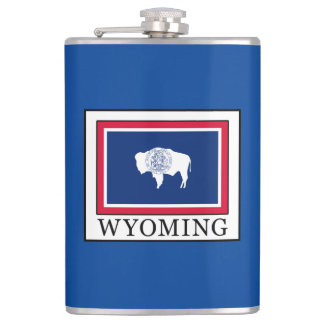 Wyoming Flask