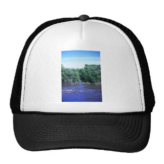 Wyoming Flood Trucker Hat