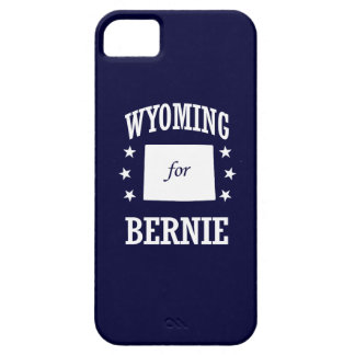 WYOMING FOR BERNIE SANDERS iPhone 5 COVER