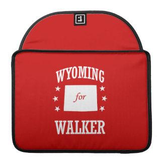 WYOMING FOR WALKER SLEEVES FOR MacBooks