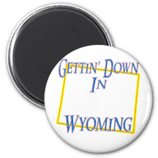 Wyoming - Getting abajo Imanes
