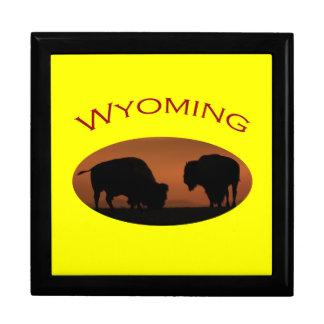 Wyoming Gift Box