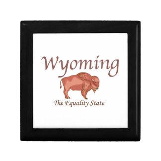 Wyoming Jewelry Boxes