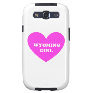 Wyoming Girl Galaxy SIII Cover