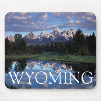 Wyoming, Grand Teton National Park 4 Mouse Pad