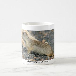 Wyoming Ground Squirrel Mugs