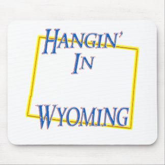Wyoming - Hangin Tapete De Ratón