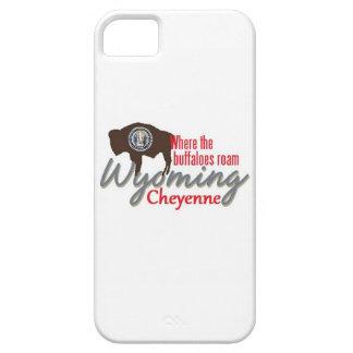WYOMING iPhone SE/5/5s CASE