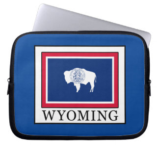 Wyoming Laptop Sleeve