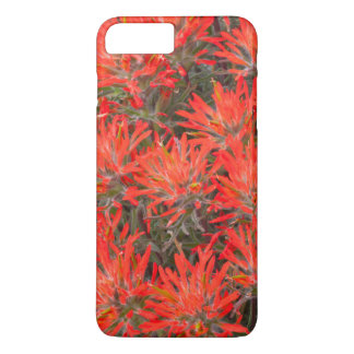 Wyoming, Lincoln County, Desert Paintbrush iPhone 8 Plus/7 Plus Case