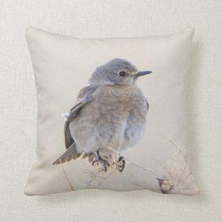 Wyoming, Lincoln County, Female Mountain Throw Pillow