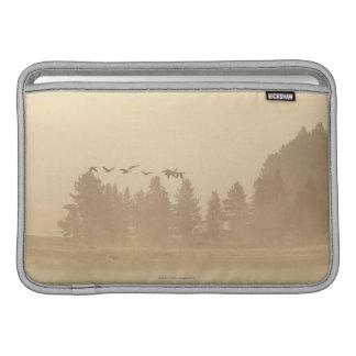 Wyoming, los E.E.U.U. Fundas Para Macbook Air