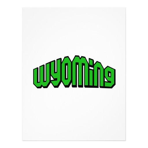 Wyoming Membrete A Diseño