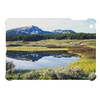 Wyoming, montañas rocosas, pico de montaña de A