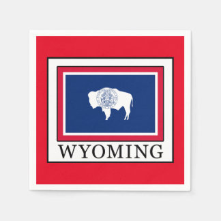 Wyoming Napkin