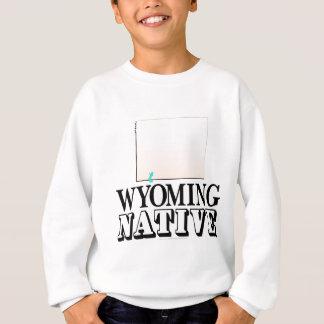 Wyoming Native Sweatshirt