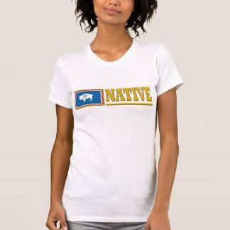 Wyoming Native T Shirt