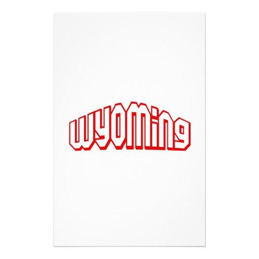Wyoming Papeleria De Diseño