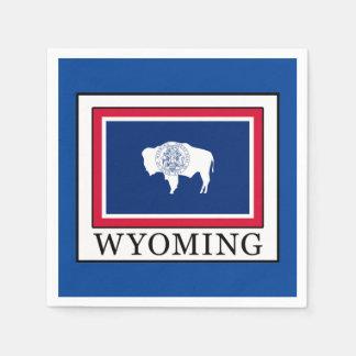 Wyoming Paper Napkin