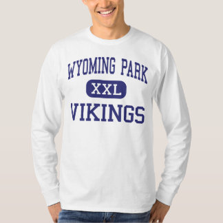 Wyoming Park - Vikings - High - Wyoming Michigan T-shirt