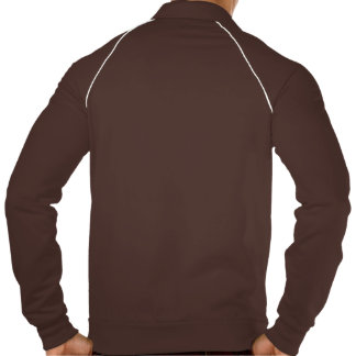 Wyoming Personalized Fleece Jacket