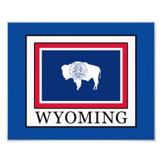 Wyoming Photo Print