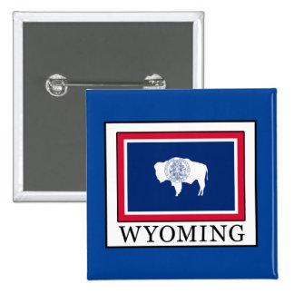 Wyoming Pinback Button