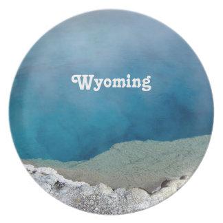 Wyoming Plato De Cena