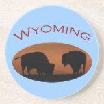 Wyoming Posavasos Personalizados