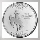 Wyoming Print