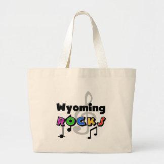 Wyoming Rocks Tote Bag