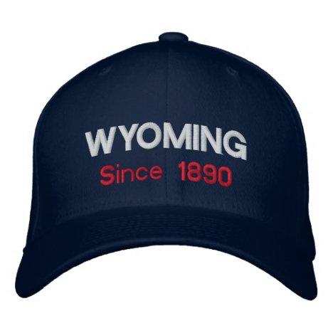 Wyoming Since 1788 Cap