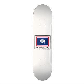 Wyoming Skateboard Deck