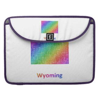 Wyoming Sleeve For MacBooks