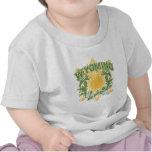Wyoming solar camiseta