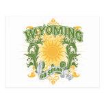 Wyoming solar postal