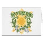 Wyoming solar tarjetas