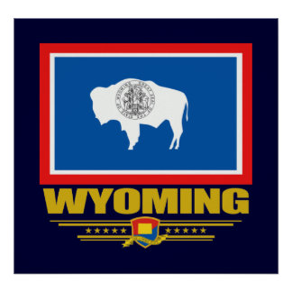 Wyoming (SP) Poster