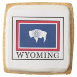 Wyoming Square Shortbread Cookie
