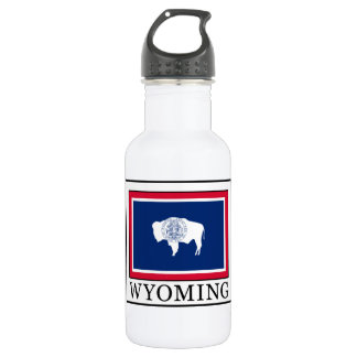 Wyoming Stainless Steel Water Bottle