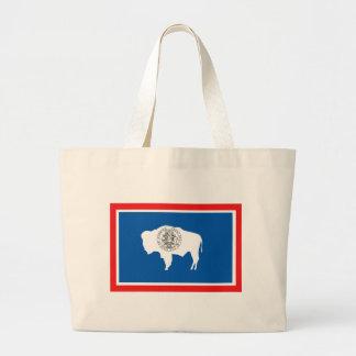 Wyoming State Flag bag
