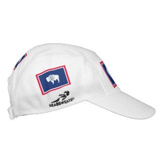 Wyoming State Flag Design Hat