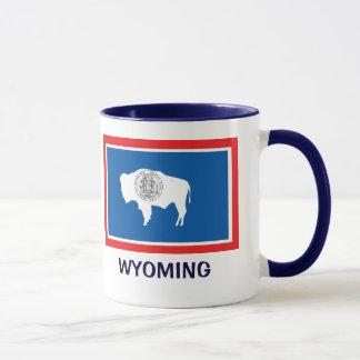 Wyoming State Flag Mug